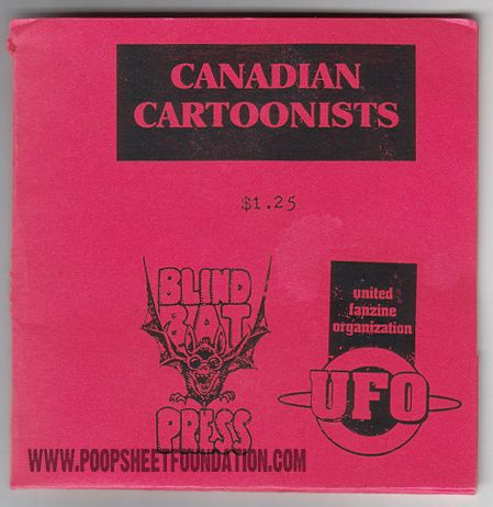 Canadian Cartoonists