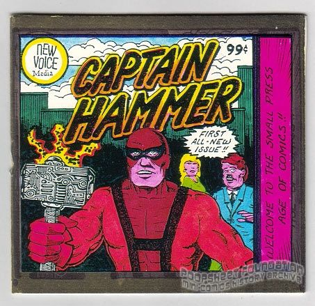 Captain Hammer #1
