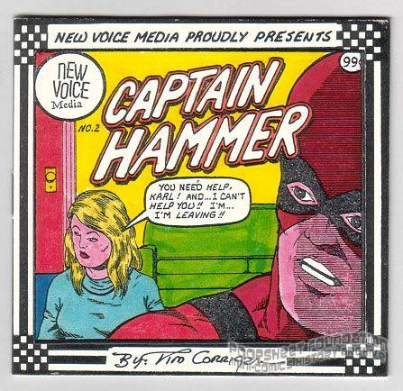 Captain Hammer #2