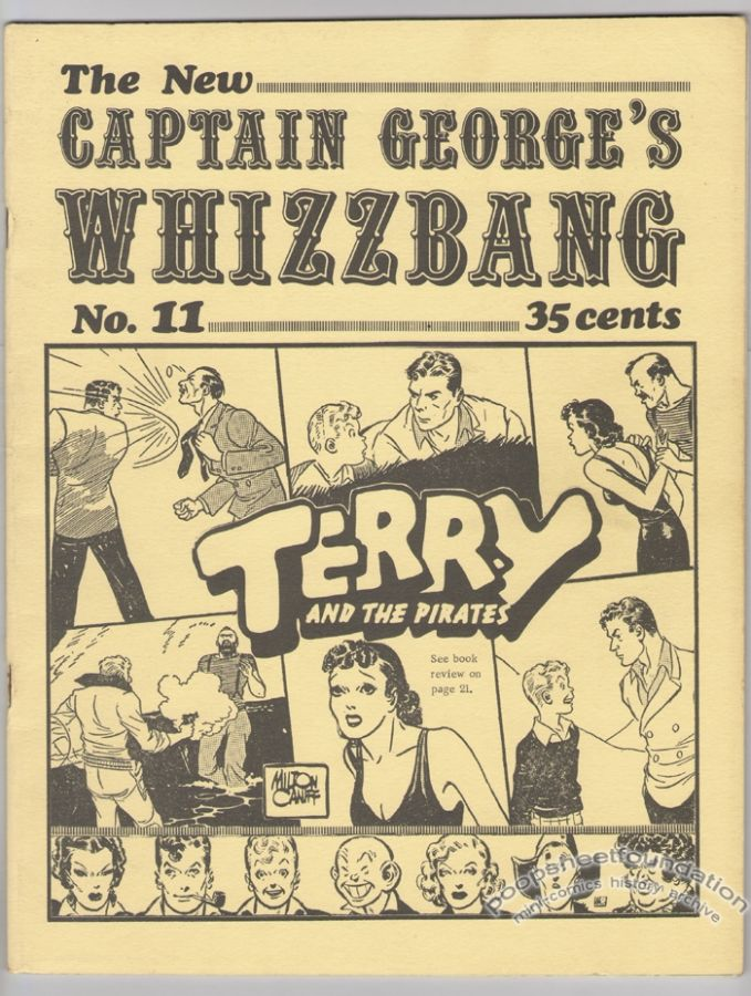Captain George's Whizzbang #11 (Vol, 2, #5)