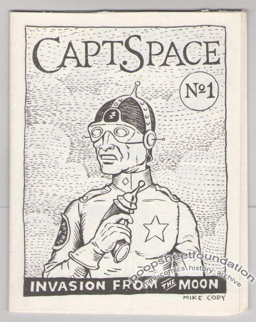 Capt. Space #1