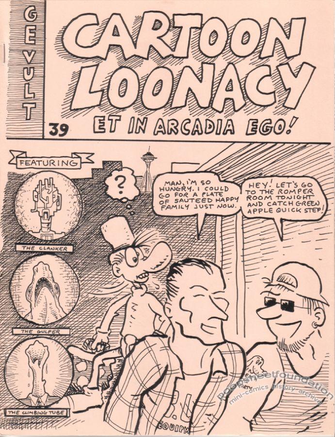 Cartoon Loonacy #039