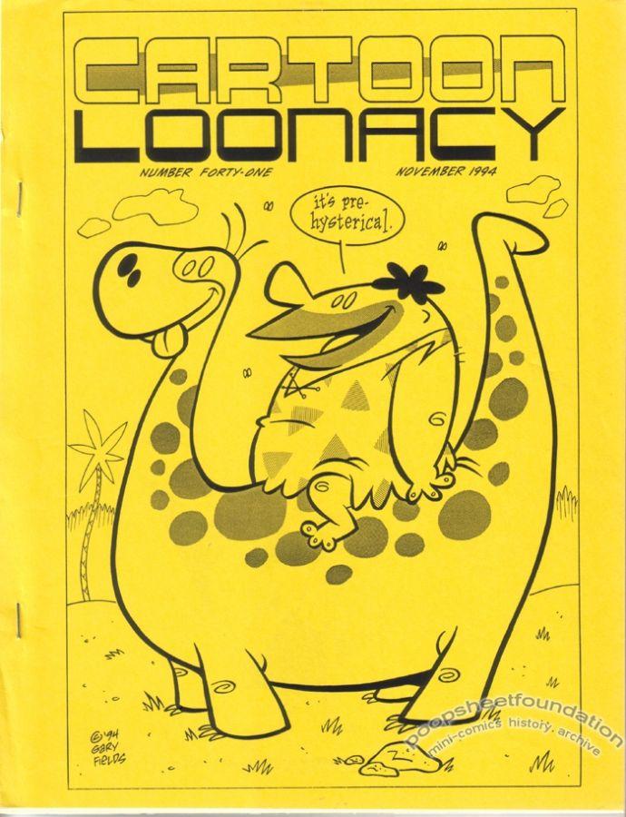 Cartoon Loonacy #041
