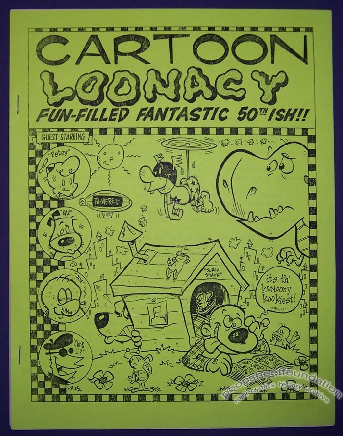 Cartoon Loonacy #050