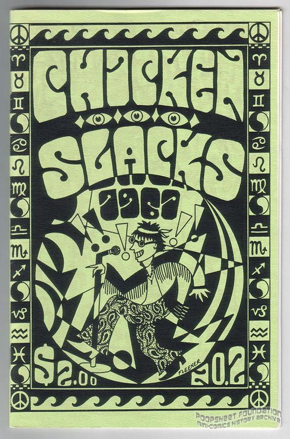 Chicken Slacks #2: 1967 (1st-2nd)