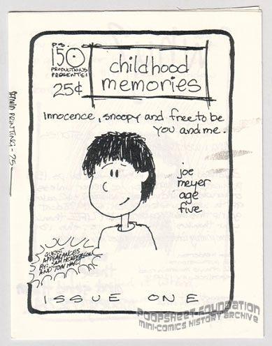 Childhood Memories #1 (1st-2nd)