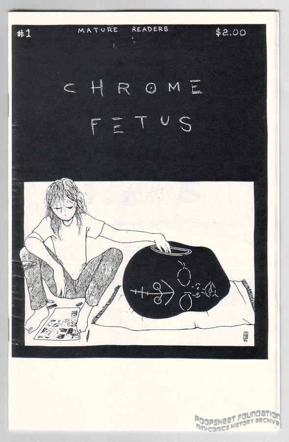 Chrome Fetus #1