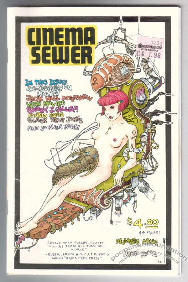 Cinema Sewer #09