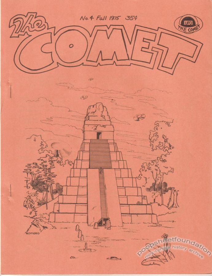 Comet, The #04
