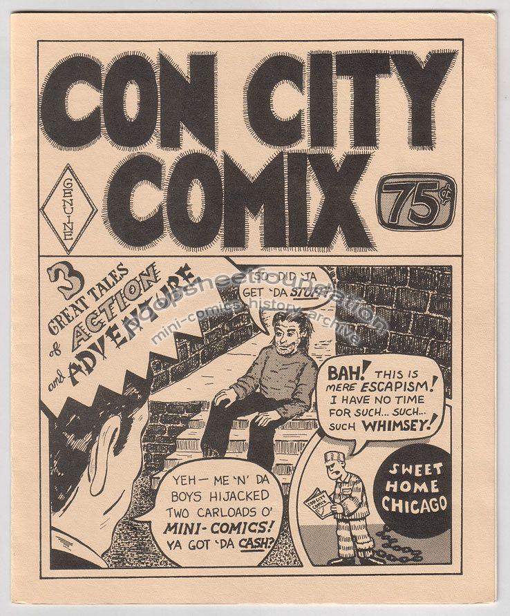 Con City Comix