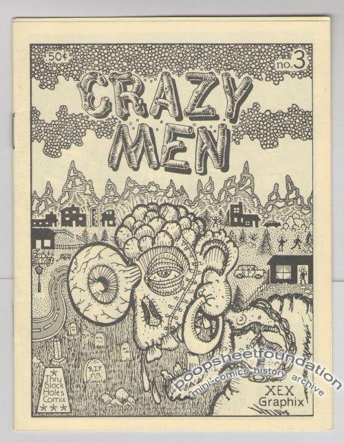 Crazy Men #03