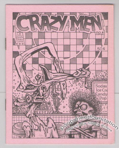 Crazy Men #04
