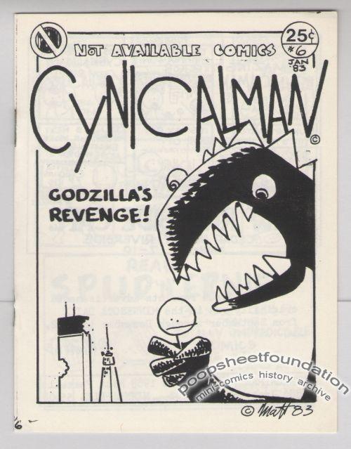 Cynicalman #06