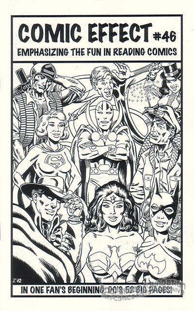 Comic Effect #46
