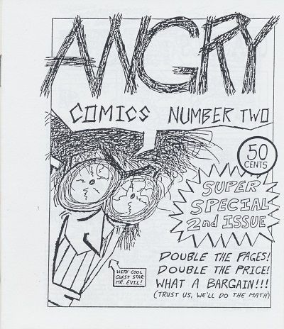 Angry Comics #2