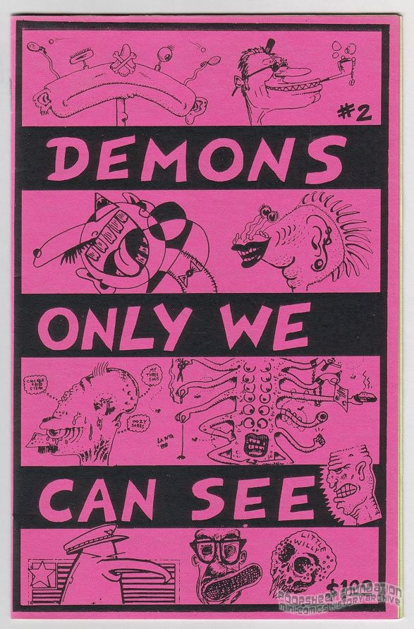 Demons Only We Can See #2