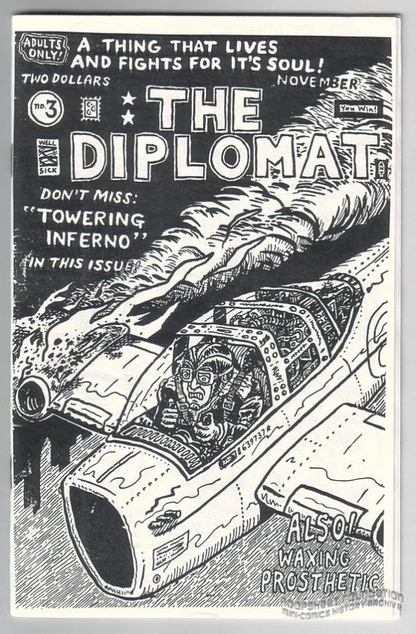 Diplomat, The #3