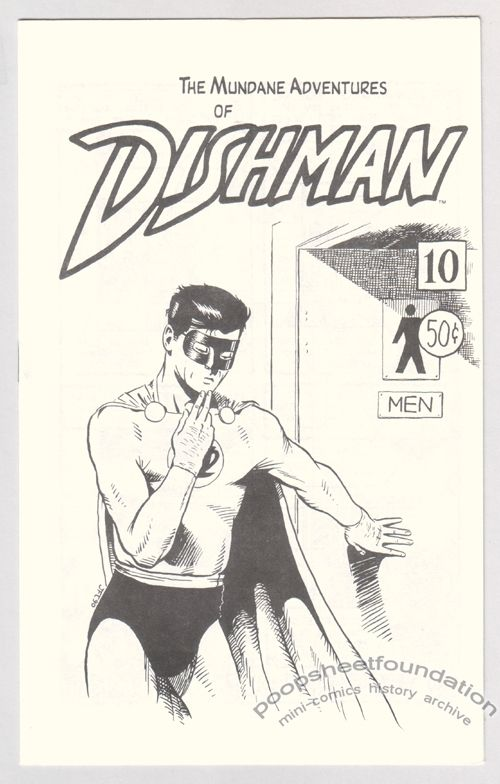Mundane Adventures of Dishman, The #10
