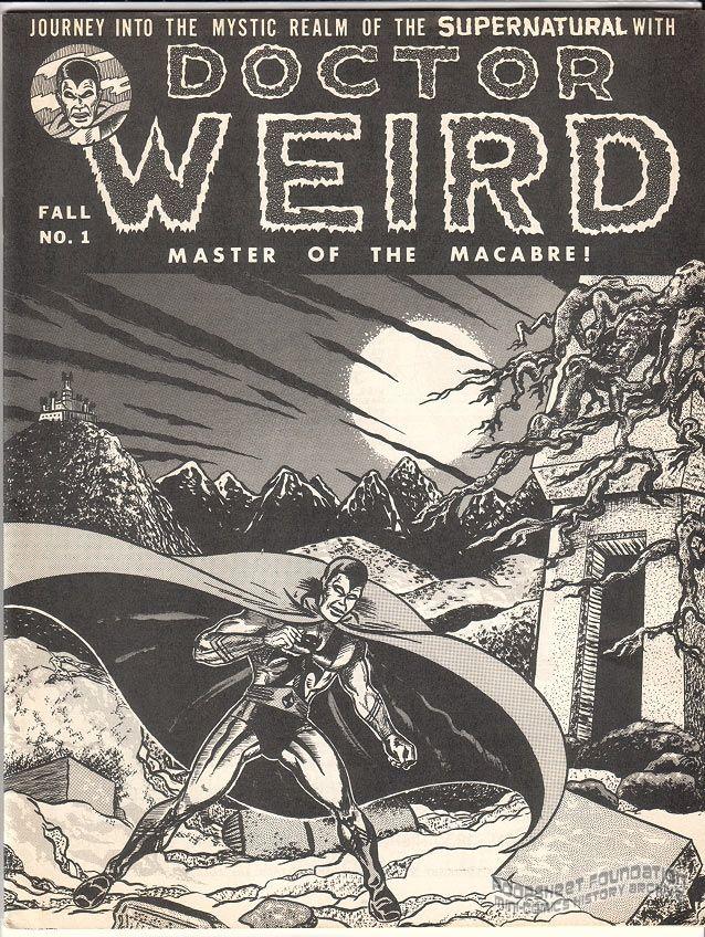 Doctor Weird #1