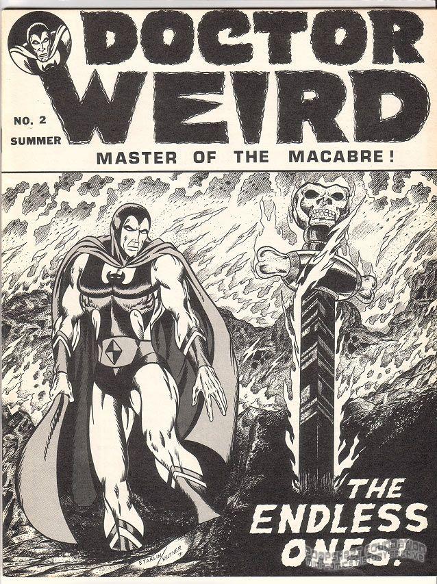 Doctor Weird #2