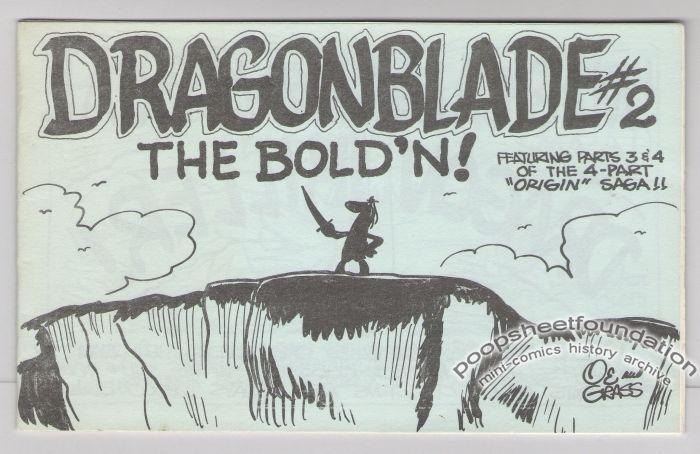 Dragonblade #2