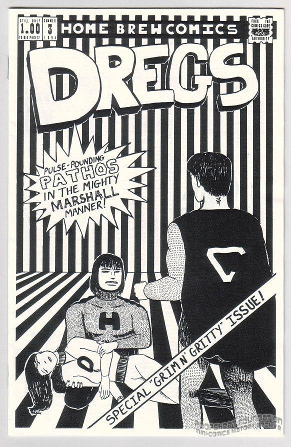 Dregs #3 (1st-2nd)