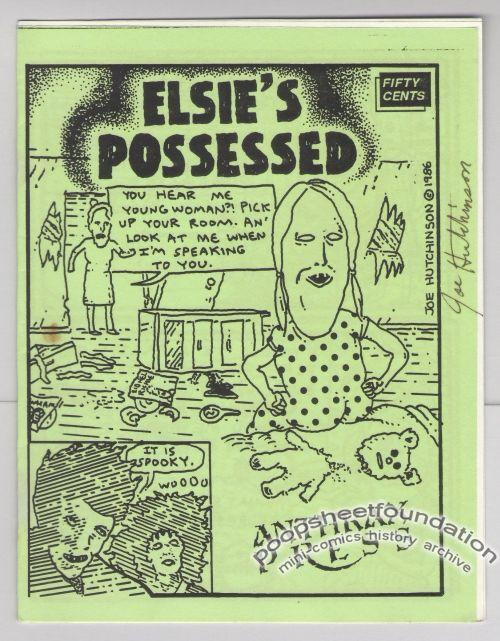Elsie's Possessed