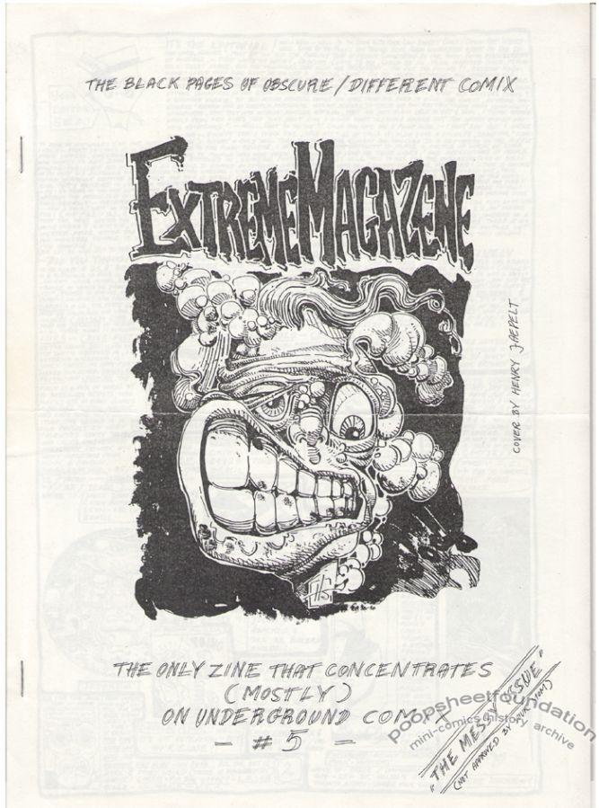 Extreme Magazene #5