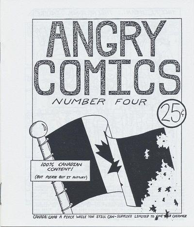 Angry Comics #4