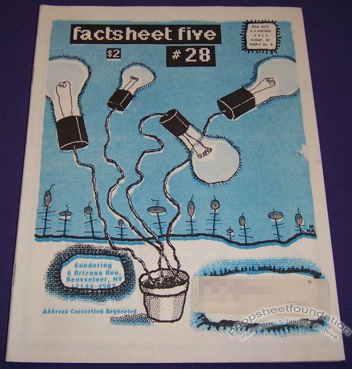 Factsheet Five #28