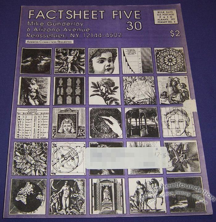 Factsheet Five #30