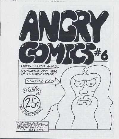 Angry Comics #6