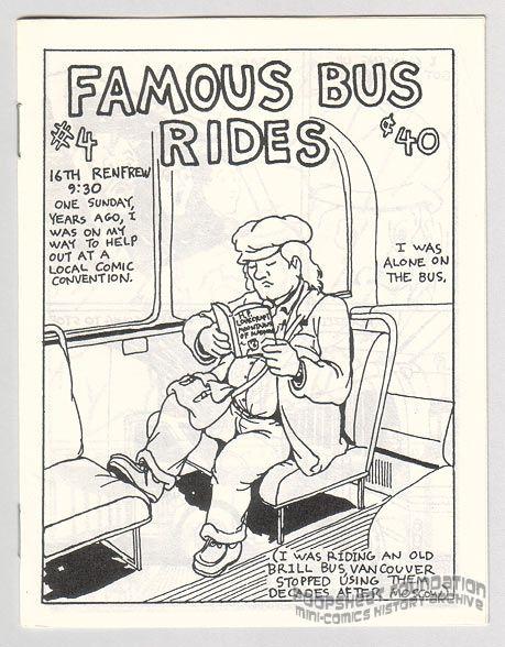 Famous Bus Rides #4