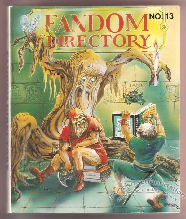Fandom Directory #13