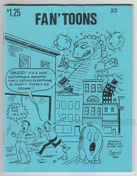 Fan'toons #23