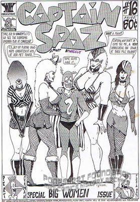 Captain Spaz #16