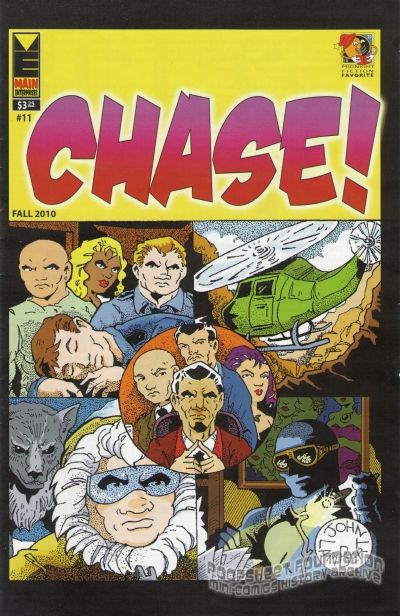 Chase! #11