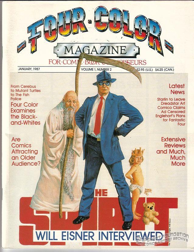Four-Color Magazine #2
