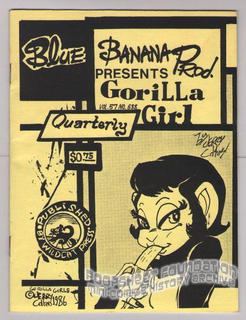Gorilla Girl Quarterly