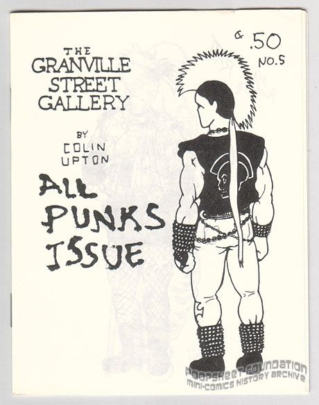 Granville Street Gallery, The #5