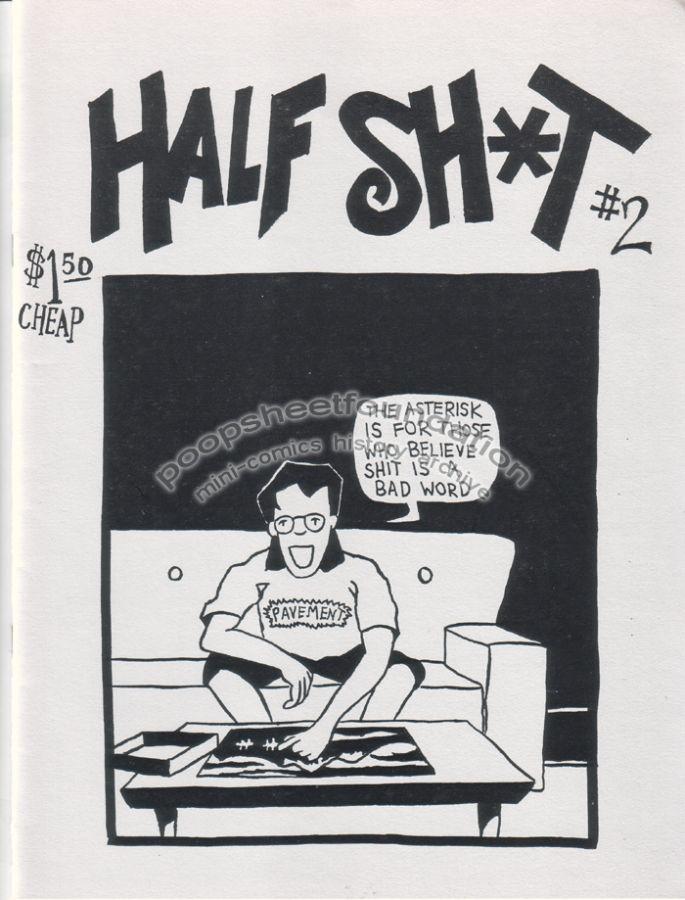 Half Shit #2