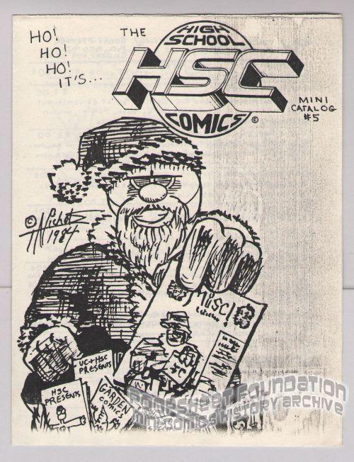 HSC Mini Catalog, The #5