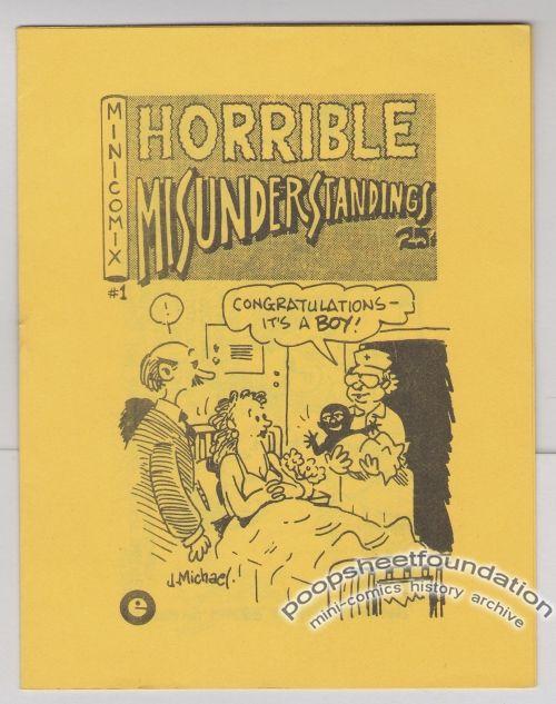Horrible Misunderstandings #1 (3rd)