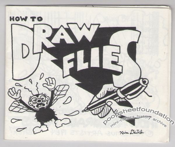 How to Draw Flies