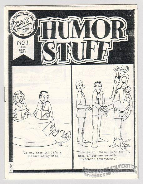 Humor Stuff #1