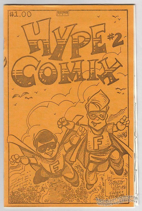 Hype Comics #2
