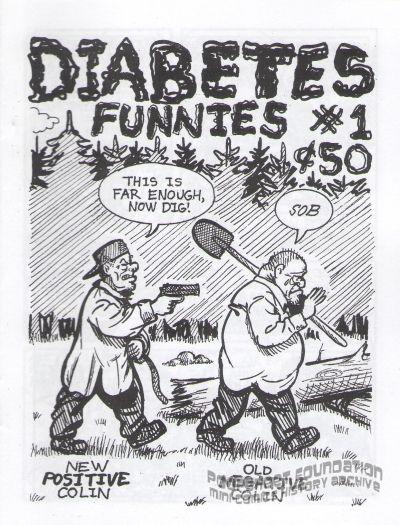 Diabetes Funnies #01