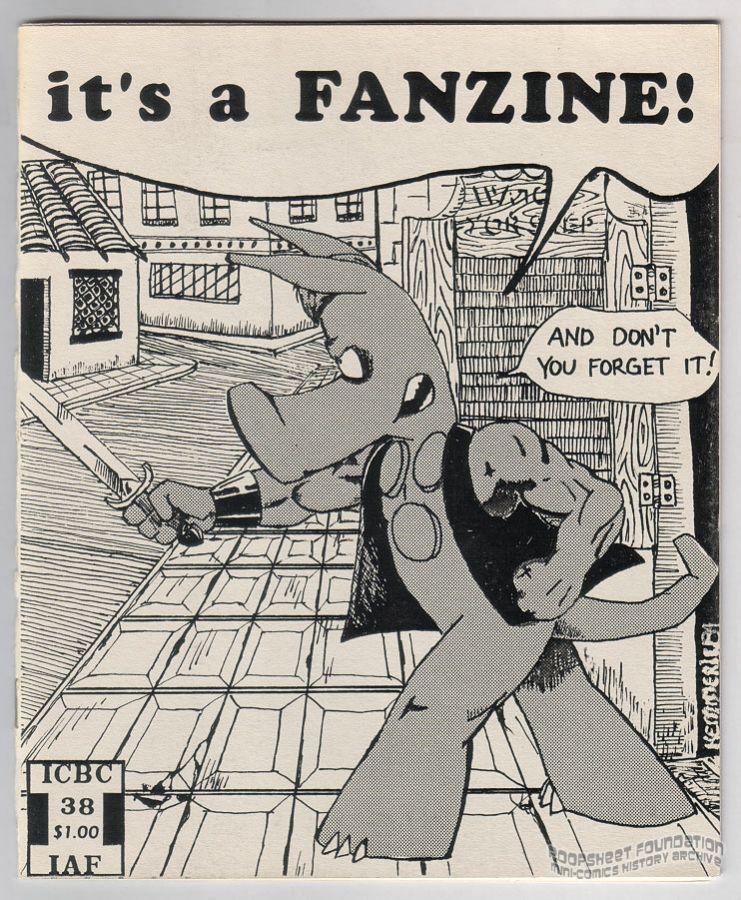 It's a Fanzine #38