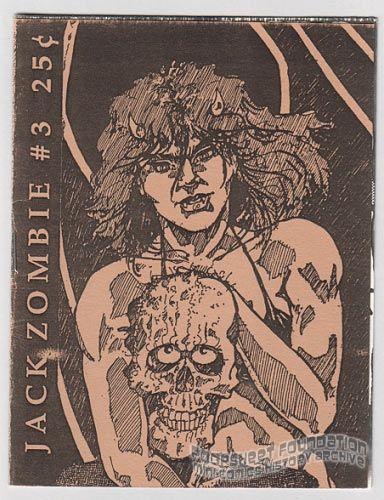Jack Zombie #3