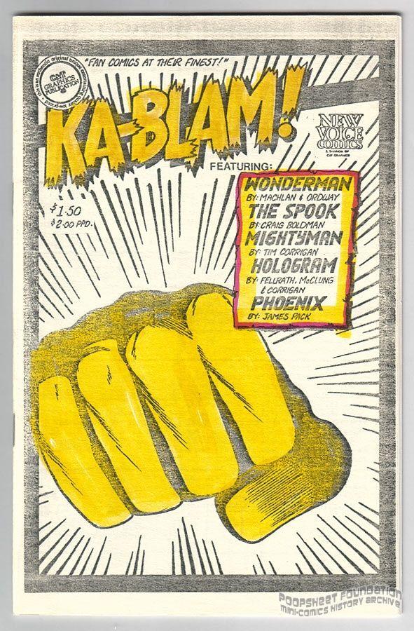 KA-BLAM! #1